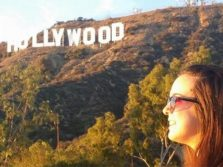 Au pair en Hollywood, Los Ángeles