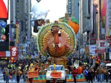 Desfile de Thanksgiving en Nueva York